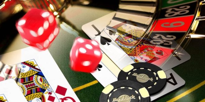 Ten Days To Improving How You Online Casino
