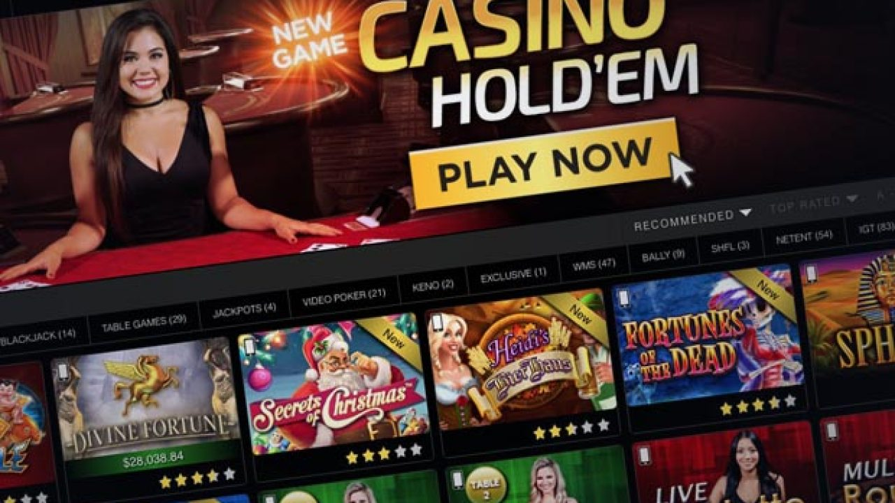 Easy Steps To An effective Online Casino Strategy
